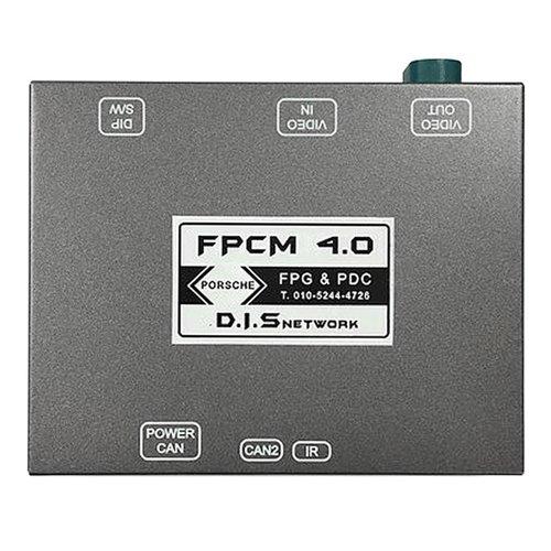 Адаптер подключения камеры заднего вида для Porsche PCM 4.0 c парковочными линиями