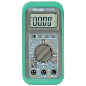 Digital Multimeter Pro'sKit MT-1230N