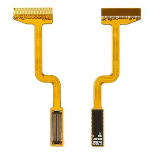 Flat Cable for Samsung E2530 Cell Phone, (for mainboard, with components)