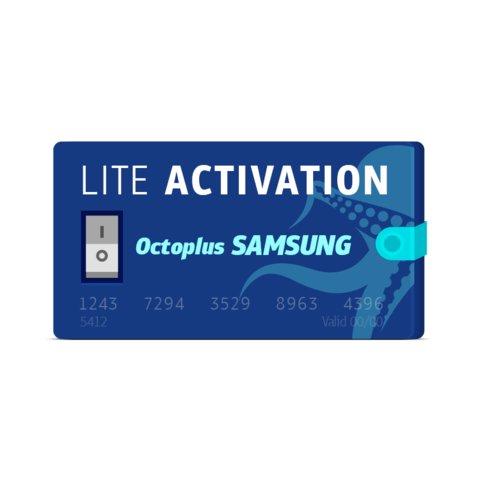 Octoplus Samsung Lite Activation