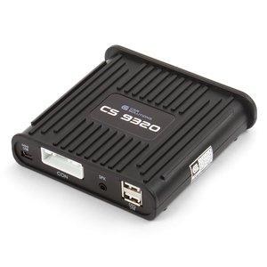 Sistema de navegación basado en CS9320 CE (GPS & GLONASS) para Toyota Touch&Go
