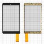 "Cristal táctil China-Tablet PC 9""; Bravis WXi89, 9"", 226 mm, 133 mm, 45 pin, capacitivo, negro, #DXP2-0356-090A V2.0"