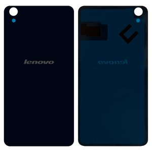 Задняя крышка батареи Lenovo S850, синяя