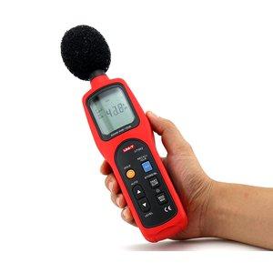 Цифровой шумомер UNI-T UT352