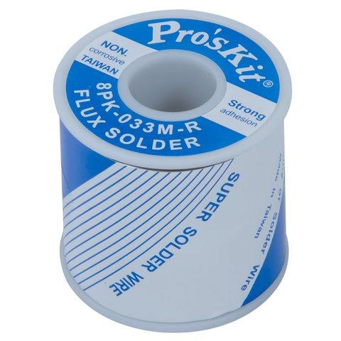 Припой Pro'sKit 8PK-033PS