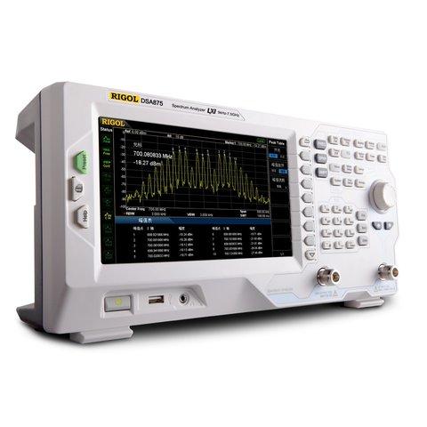 Анализатор спектра RIGOL DSA875