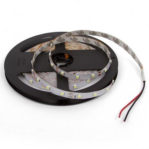 Світлодіодна стрічка SMD3528 холодний білий, 60 світлодіодів, 12 В DC, 1 м, IP20