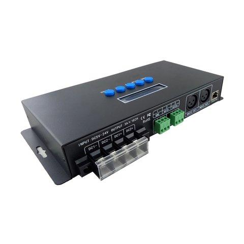 Світловий Ethernet SPI DMX512 контролер BC 216 16 канали, 340 пкс, 5 24 В