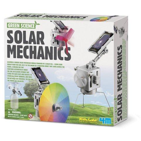 STEAM-конструктор 4M Механизмы на солнечной энергии