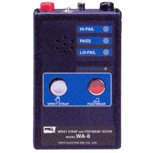 Измеритель сопротивления антистатических приспособлений Goot WA-8