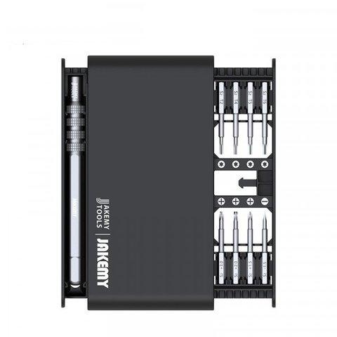 17 In 1 Portable DIY Electronic Maintenance Mini Screwdriver Kit Jakemy JM 8171